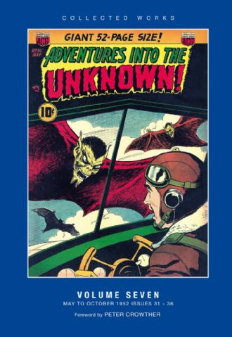 ACG Collected Works - Adventures Into The Unknown (Vol 7)